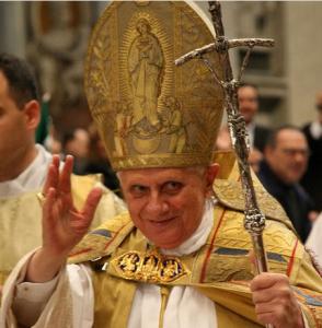 pope trust me