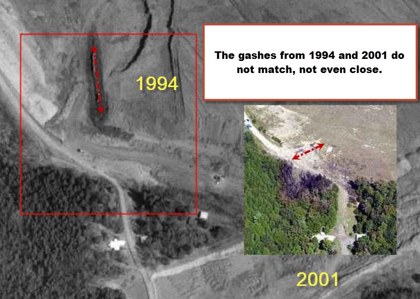 1994 - 2001 Gash Comparison