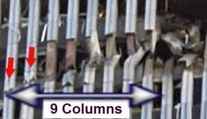 9 columns 2